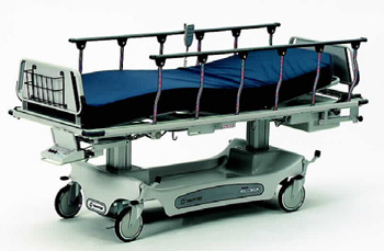 Horizon 4E Retracto Rail Motorized Series Stretcher/Bed