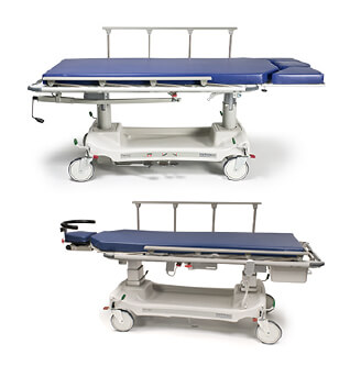 Hausted Mobile Surgery Stretcher