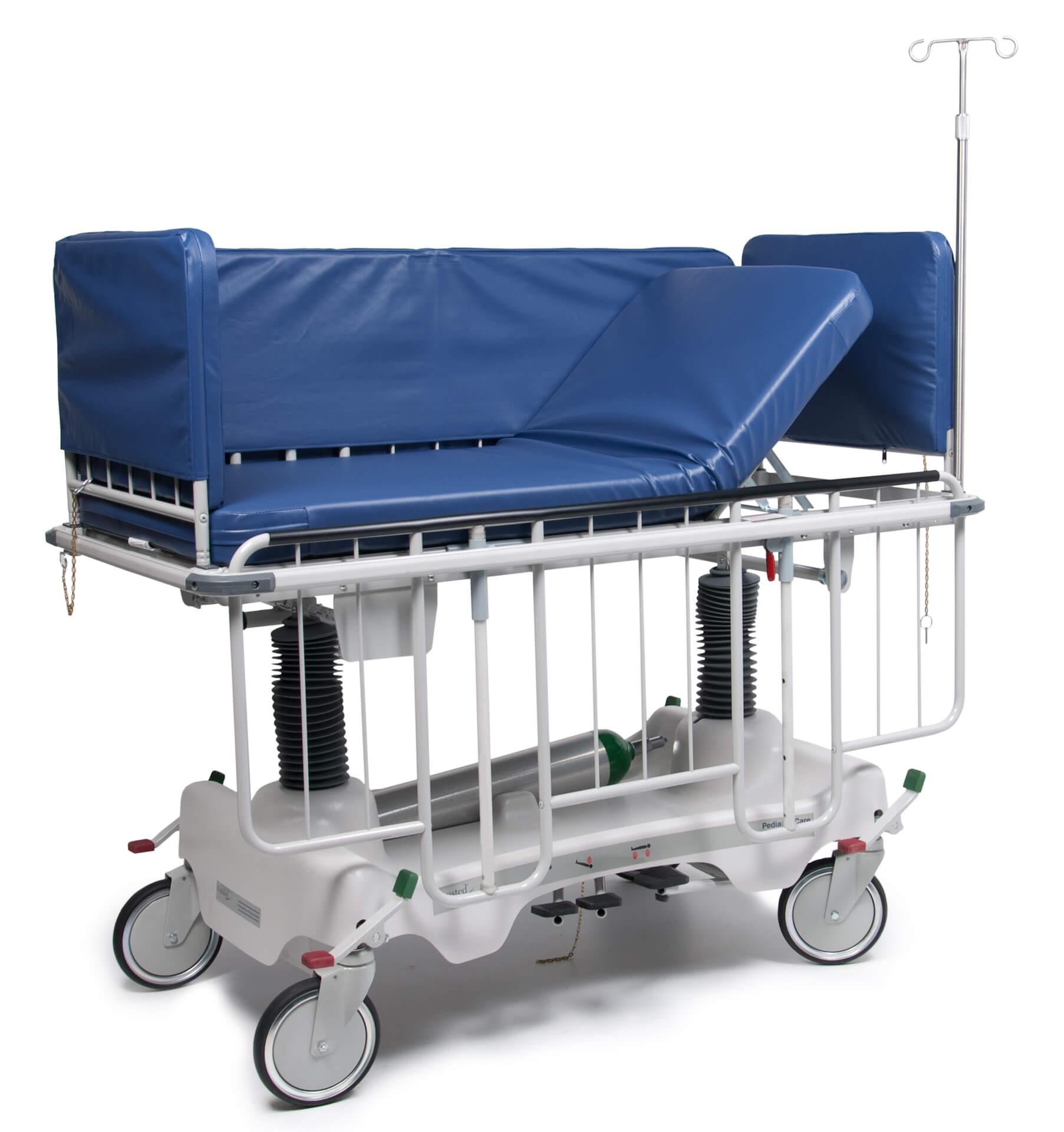 Horizion Pediatric Stretcher